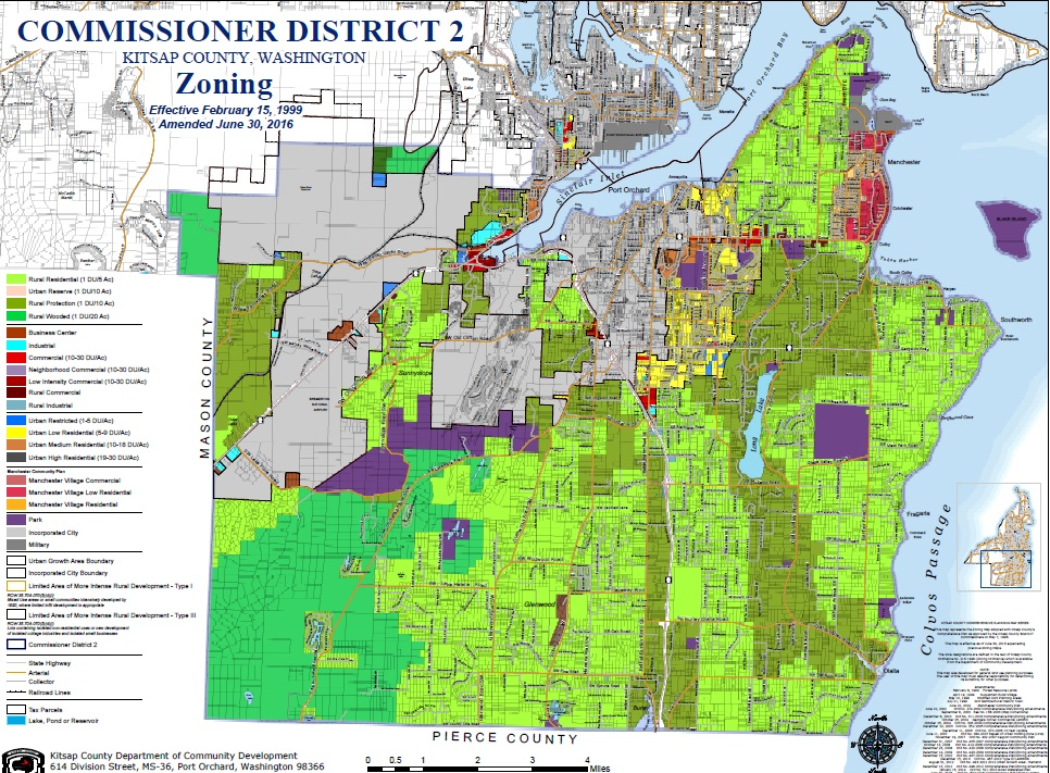 District 2 Zoning Map