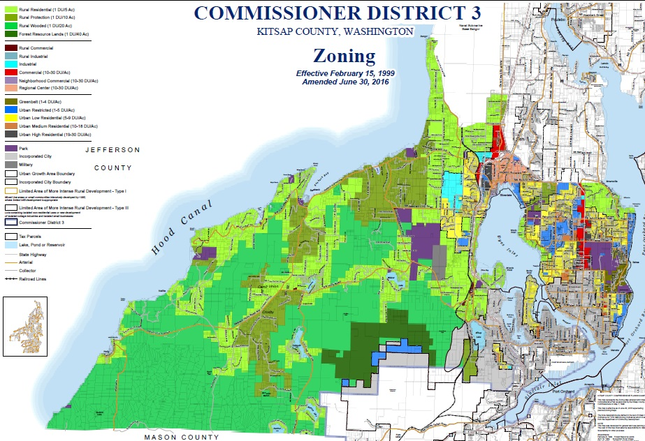 District 3 Zoning Map