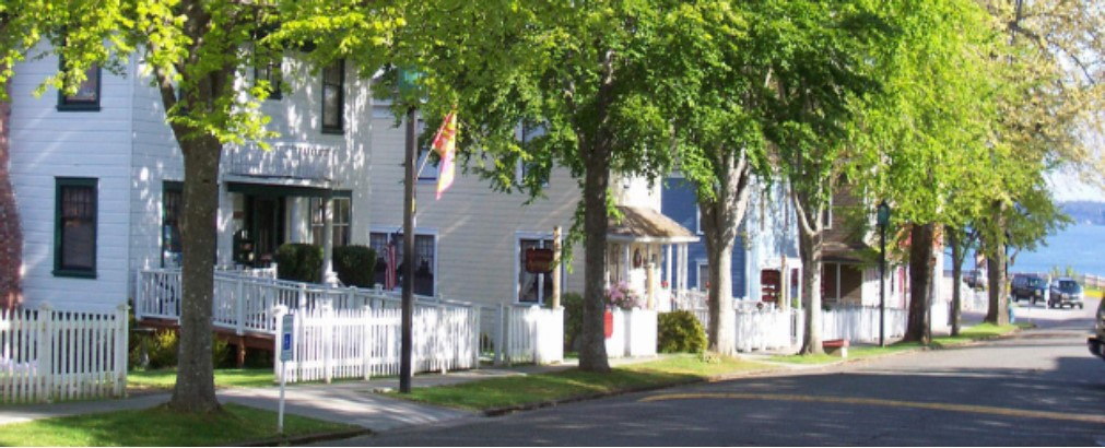 Historic Port Gamble